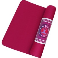 Yogamat bourdeaux 63x185x0.5cm 830gr
