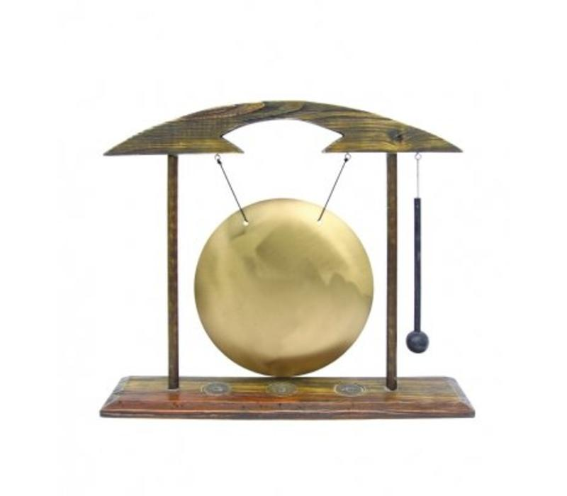 Large table gong