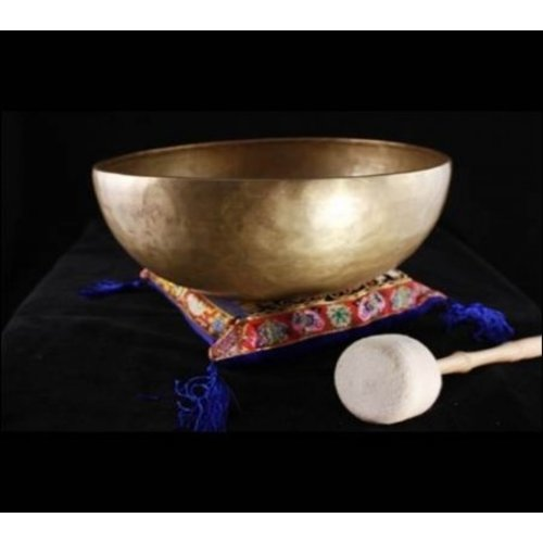 Singing bowl De-Wa 275-425gr 12cm