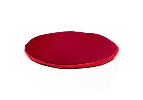 Fine Asianliving Klankschaalkussen rood 15cm