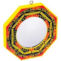 Bagua mirror hollow