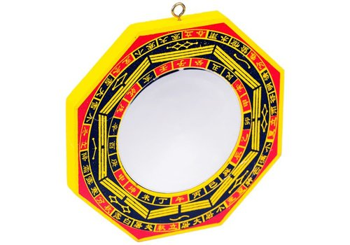 Fine Asianliving Bagua mirror orbicular