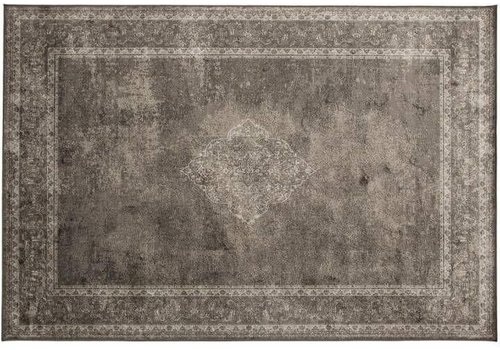 Fine Asianliving Carpet Eclipse Anthracite 160x230