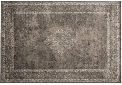 Fine Asianliving Vloerkleed Eclipse Antraciet 160x230