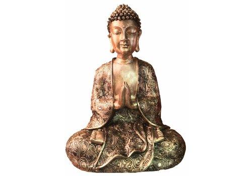 Fine Asianliving Thaise Boeddha Bloemen L