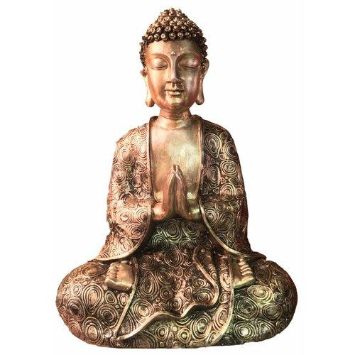 Thaise Boeddha Bloemen