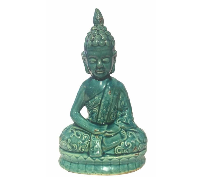 Blue Buddha Porcelain