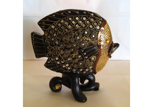 Fine Asianliving Fish Decoration Large