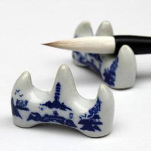 Chinese Calligraphy Brush Holder