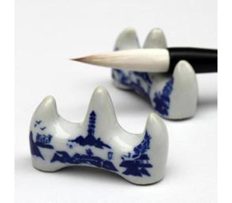 Chinese Kalligrafie Penseel Houder