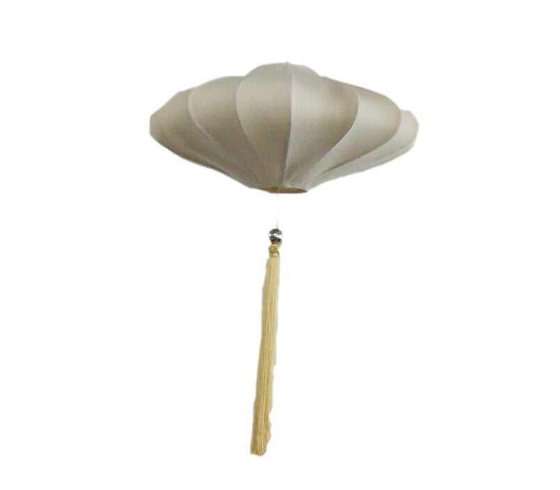 Hanglamp Creme Klein
