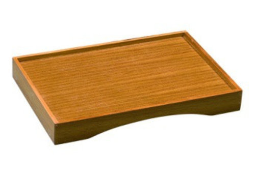 Fine Asianliving Tea tray Bamboo Light brown