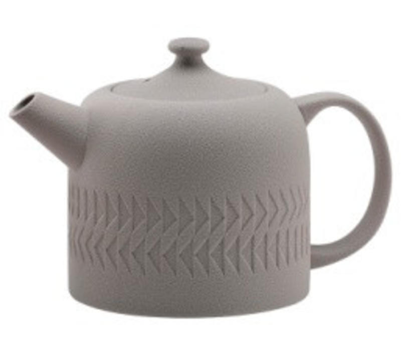 Light Grey Teapot