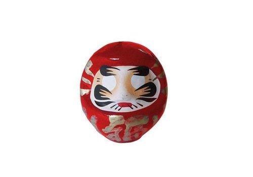 Fine Asianliving Daruma 9 cm Red