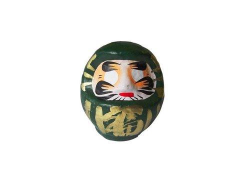 Fine Asianliving Daruma 9cm Groen
