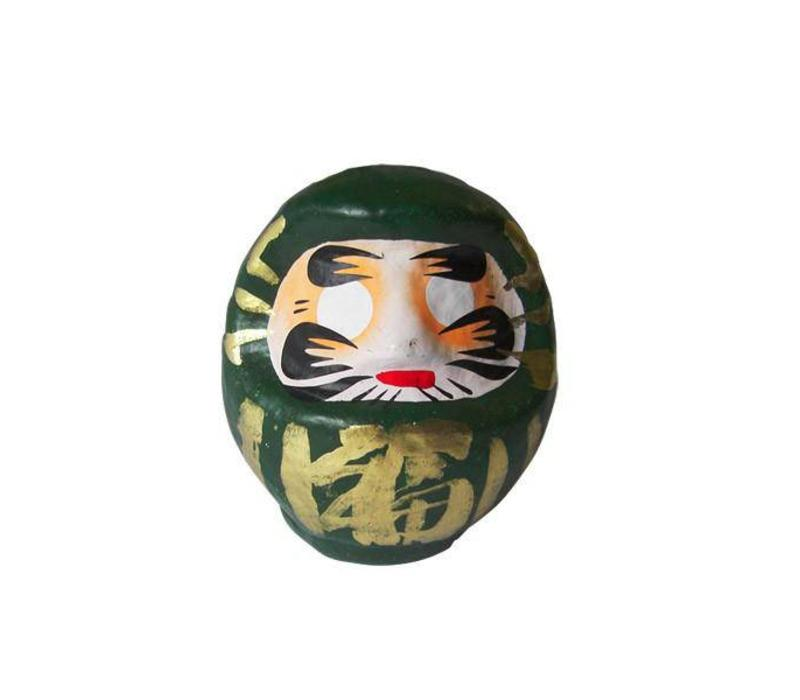 Daruma 9 cm Green