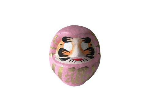 Fine Asianliving Daruma 9 cm Pink