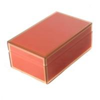 Sieradendoos Golden Orange Klein