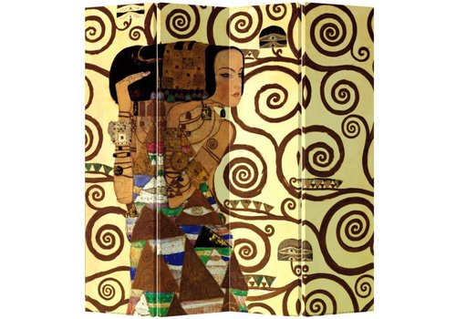 Fine Asianliving Fine Asianliving Room Divider Privacy Screen 4 Panel Cleopatra