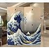 Fine Asianliving PREORDER 04/12/2020 Fine Asianliving Paravent L160xH180cm Cloison Amovible Séparateur de Pièce des Deux Côtés