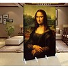 Fine Asianliving Fine Asianliving Room Divider Privacy Screen 3 Panel Mona Lisa W120xH180cm