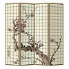Fine Asianliving Fine Asianliving Kamerscherm Scheidingswand 4 Panelen Japanse Sakura L160xH180cm