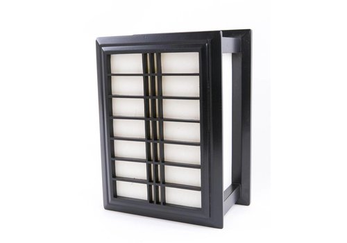 Fine Asianliving Shiga Black Wall Lamp