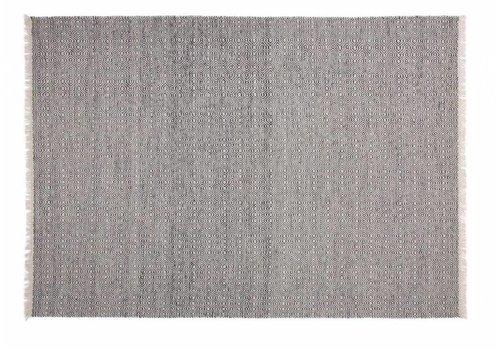 Fine Asianliving Alfombra Ballista Negra 160x230cm