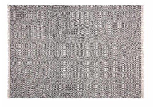 Fine Asianliving Tapis Ballista Noir 160x230cm
