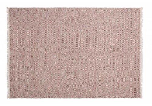 Fine Asianliving Teppich Balliste Rot 160x230cm