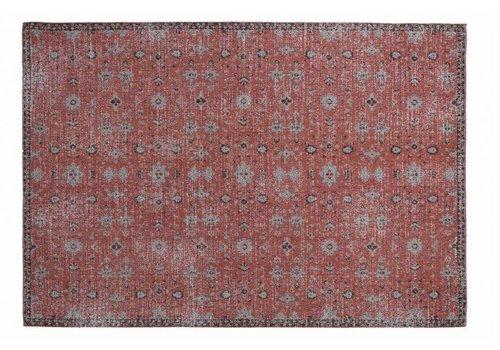Fine Asianliving Alfombra Tribal Albaricoque 160x230