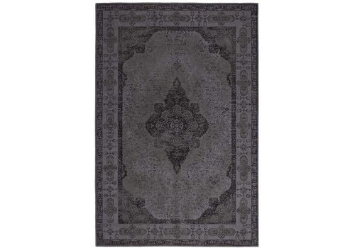 Fine Asianliving Carpet Lowlands Charcoal 160x230cm