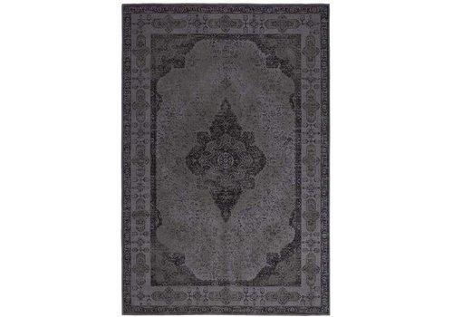 Fine Asianliving Vloerkleed Lowlands Charcoal 160x230cm