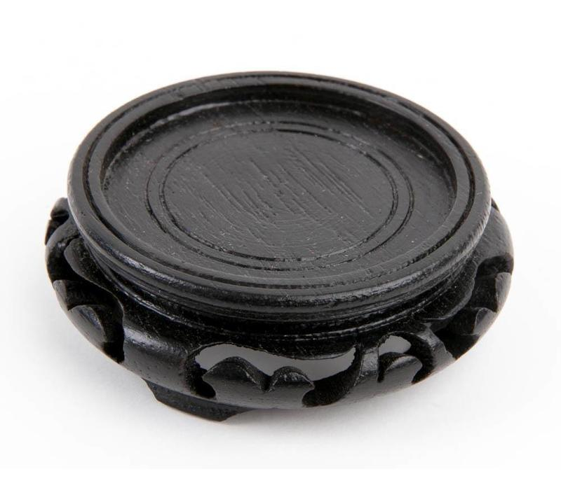 Houten Vaasvoet Onderzetter 5.5'' - 14 cm