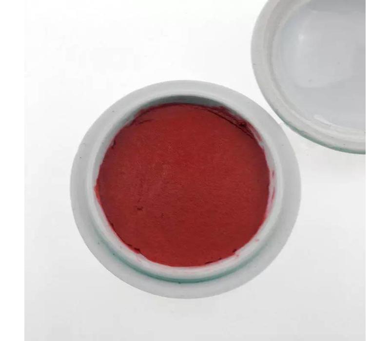 Chinese Kalligrafie Rode Stempel Inkt