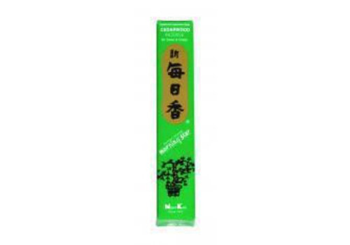 Fine Asianliving Morning Star Japanse Wierook Cedarwood