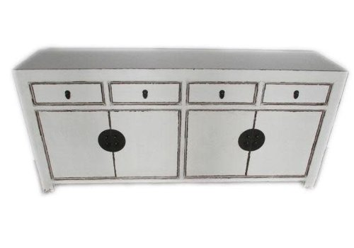 Fine Asianliving Chinese Sideboard Large White