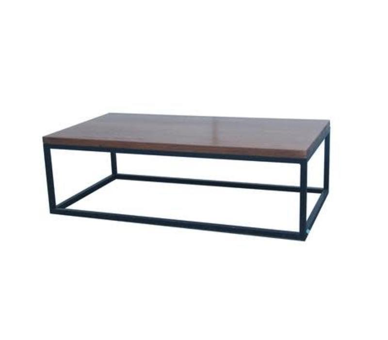 Fine Asianliving Coffee table Wood / Steel dark