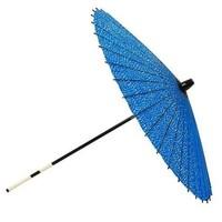 Japanse Parasol Lak Japanse Sakura Kersenbloesem Blauw