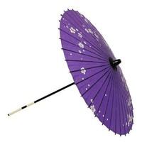 Japanse Parasol Lak Pruimbloesem Paars