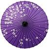 Fine Asianliving Japanse Parasol Lak Pruimbloesem Paars