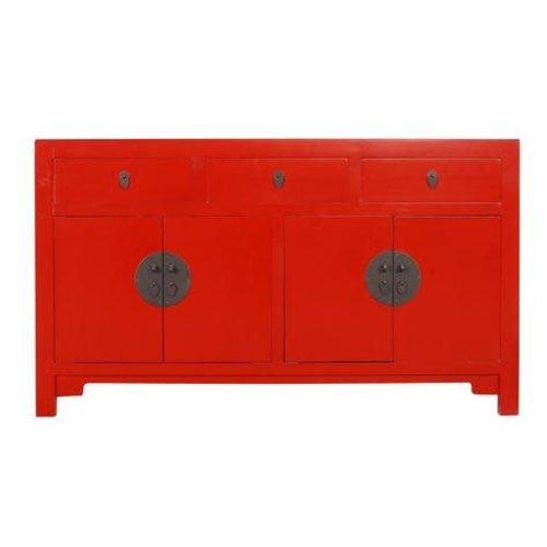 Chinese Sideboard Medium Red