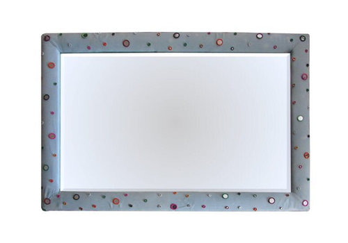Fine Asianliving Thai Mirror with Decoration