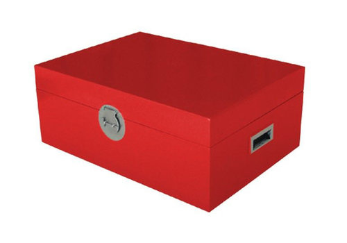 Fine Asianliving Fine Asianliving Thai Storage Box Red