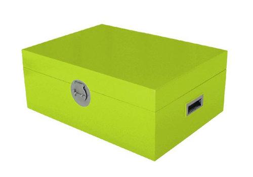 Fine Asianliving Thai Storage Box Green