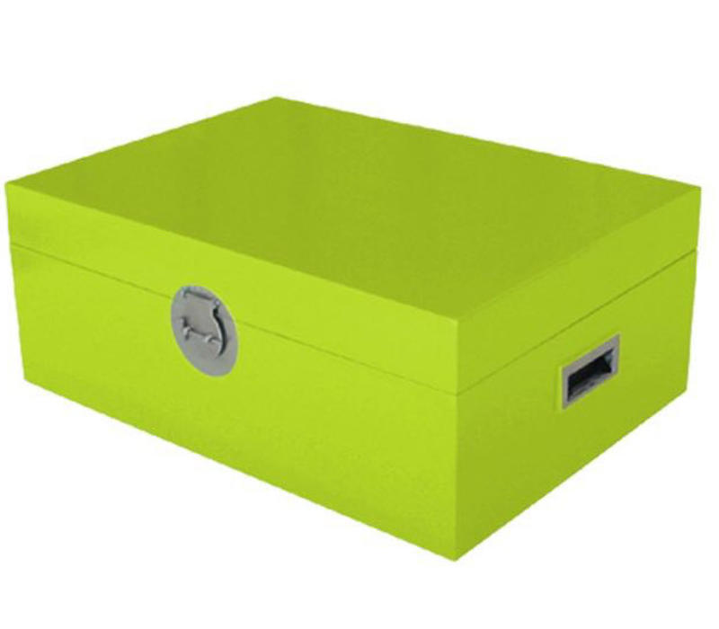 Fine Asianliving Thai Storage Box Green