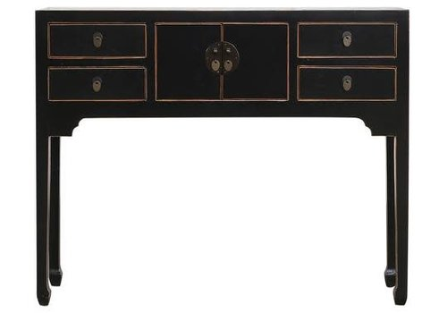 Fine Asianliving PREORDER Chinese Sidetable Zwart