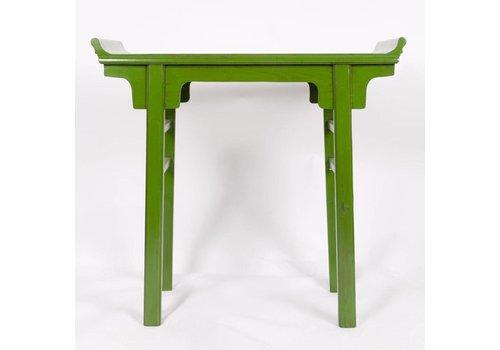 Fine Asianliving Chinese Sidetable Bijzettafel - Groen