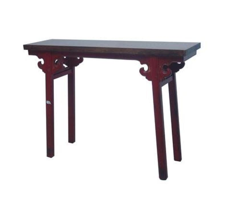 Chinese Sidetable Rood