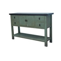 Chinese Sidetable Mint